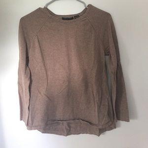 Brown Jeanne Pierre Sweater